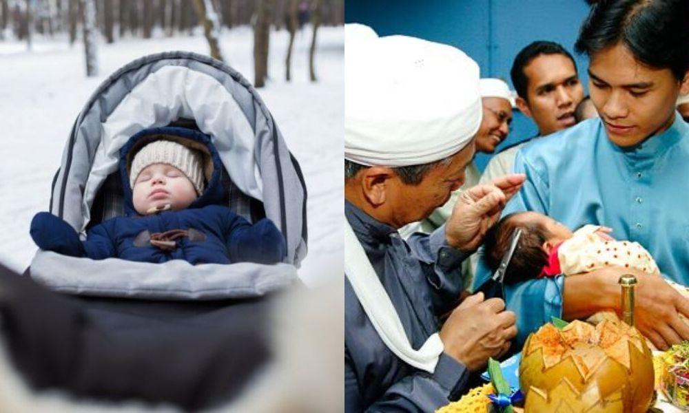 Extraños rituales para los bebés 😟 - Chismes Today