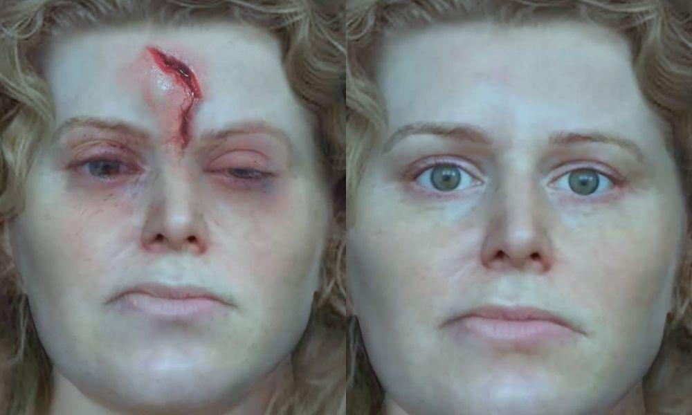 Impactante! Reconstruyeron el rostro de una guerrera vikinga de ...